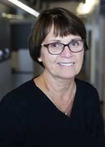 Lin, massage therapist at Woolf Dental in Bakersfield, CA