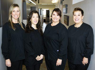 Bakersfield Woof Dental Hygiene Team